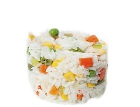 Рис с овощами (ланч) - Фото