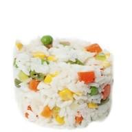 Рис с овощами (ланч) Фото