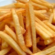 Картофель фри + соус Фото