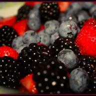 Морс-лесные ягоды Фото