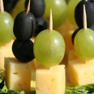 Сырное канапе Фото