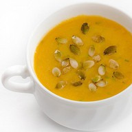 Тыквенный суп-пюре Фото
