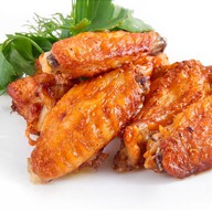 Крылышки куриные во фритюре Фото