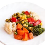 Овощи по-восточному Фото