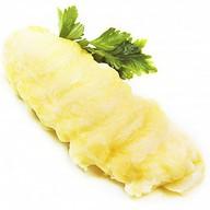 Картофель запеченный с сыром Фото