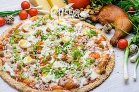 Цезарь пицца - Фото