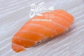 Суши сяке - Фото