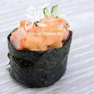 Суши спайси эби Фото