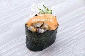 Суши спайси унаги - Фото