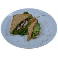 Сендвич с беконом Фото