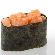 Острые гункан суши Фото