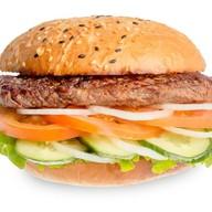 Двойной Стейкбургер (свинина) Фото