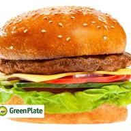 Митбургер с говядиной Фото