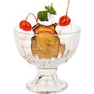 Мороженое в шубе Фото