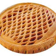 Пирог смородиновый с яблоками Фото