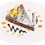 Шоколадно-ореховое лакомство Фото