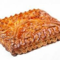 Пирог с картошкой Фото