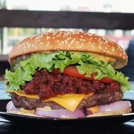 """Бургер """"Чили Конкарне"""" Фото"""