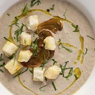 Крем-суп из белых грибов Фото