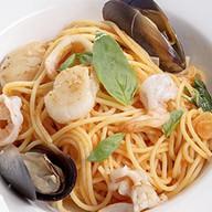 Спагетти Фрутти ди маре Фото