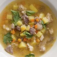 Домашний суп Фото