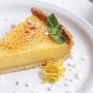 Лимонный торт Фото
