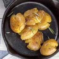 Мини-картофель по-флорентийски Фото