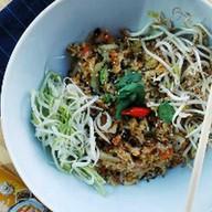 Рис по-тайски с карри (острый) Фото