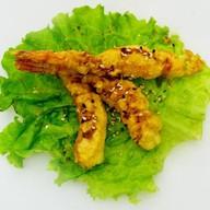 Креветка темпура Фото