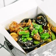 Говядина в сливочном соусе карри Фото