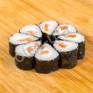Ролл Капля с лососем Фото