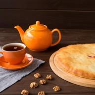 Балджин с вишней и грецким орехом Фото