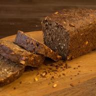Хлеб тёмный многозерновой Фото