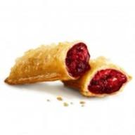 Пирожок с лесными ягодами Фото