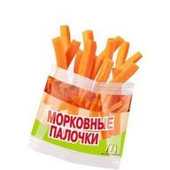 Морковные палочки ХМ Фото