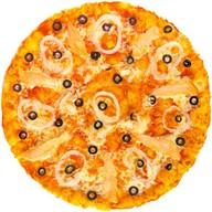 Пицца Средиземноморская Фото