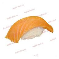 Суши с с/с лососем Фото