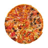 Пицца - 4 времени года Фото