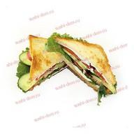 "Сэндвич ""Сальмон"" Фото"
