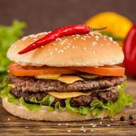 Биг бургер Фото