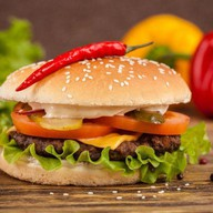 Машбургер Фото