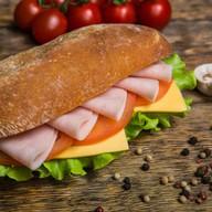 Сендвич с ветчиной Фото