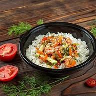 Тай лунг с морепродуктами Фото