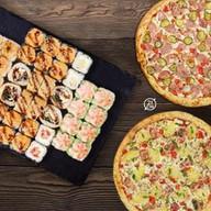 Комбо сет Вулкан + 2 пиццы 21 см Фото