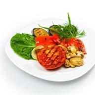 Овощи на гриле Фото