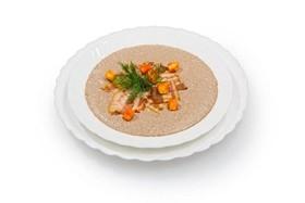 Суп-крем грибной - Фото