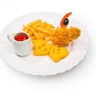 Картофель с курочкой Фото