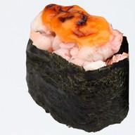Гункан хот креветка Фото