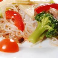 Фунчоза, овощная смесь Fitness в экзотич Фото