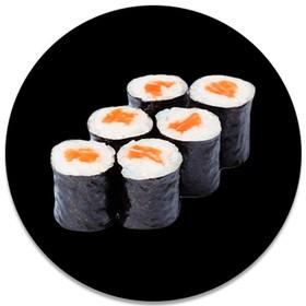 Мини ролл с лососем - Фото